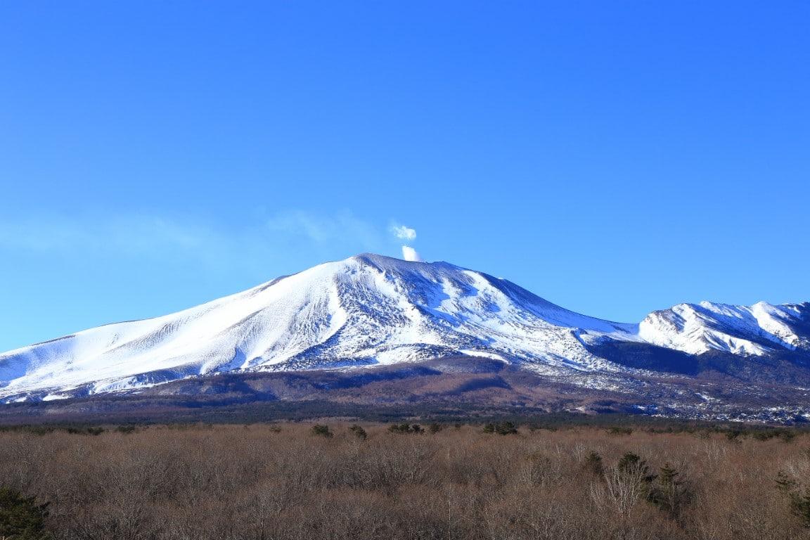 Mont Asama