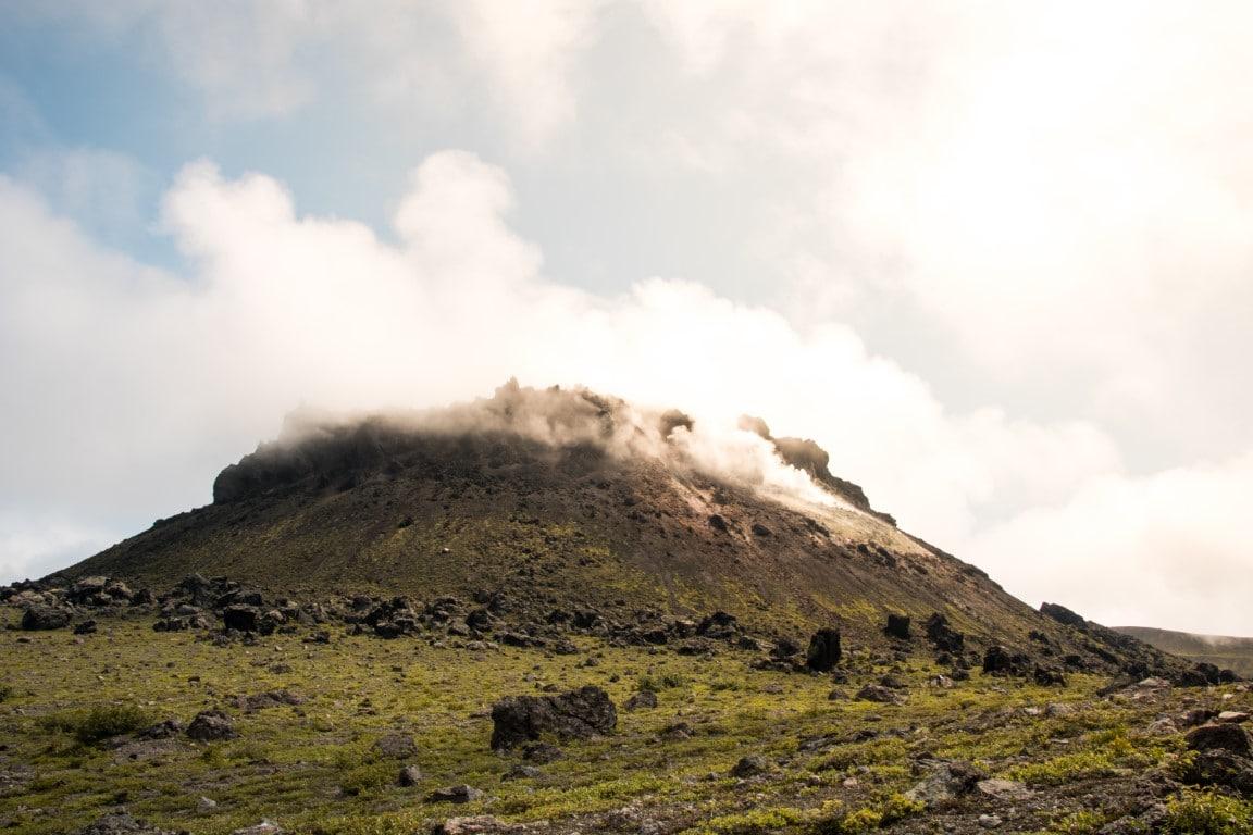 Mont Tarumae