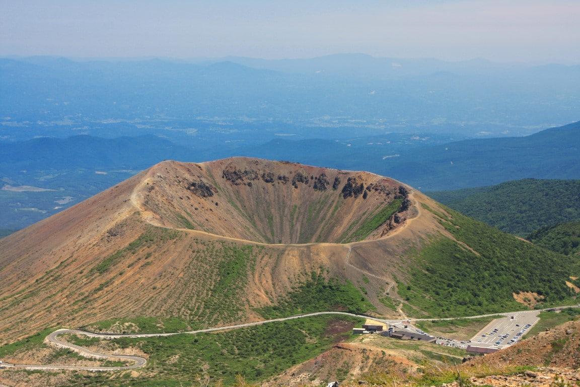 Montagnes Azuma