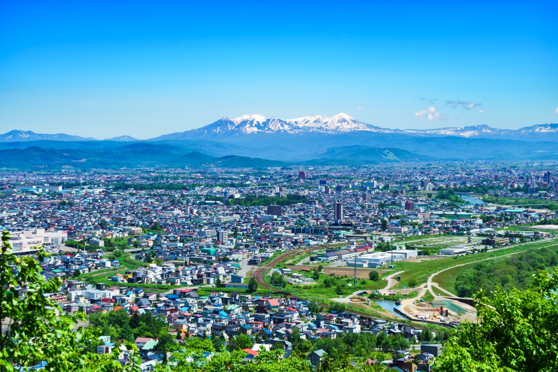 mont Daisetsuzan