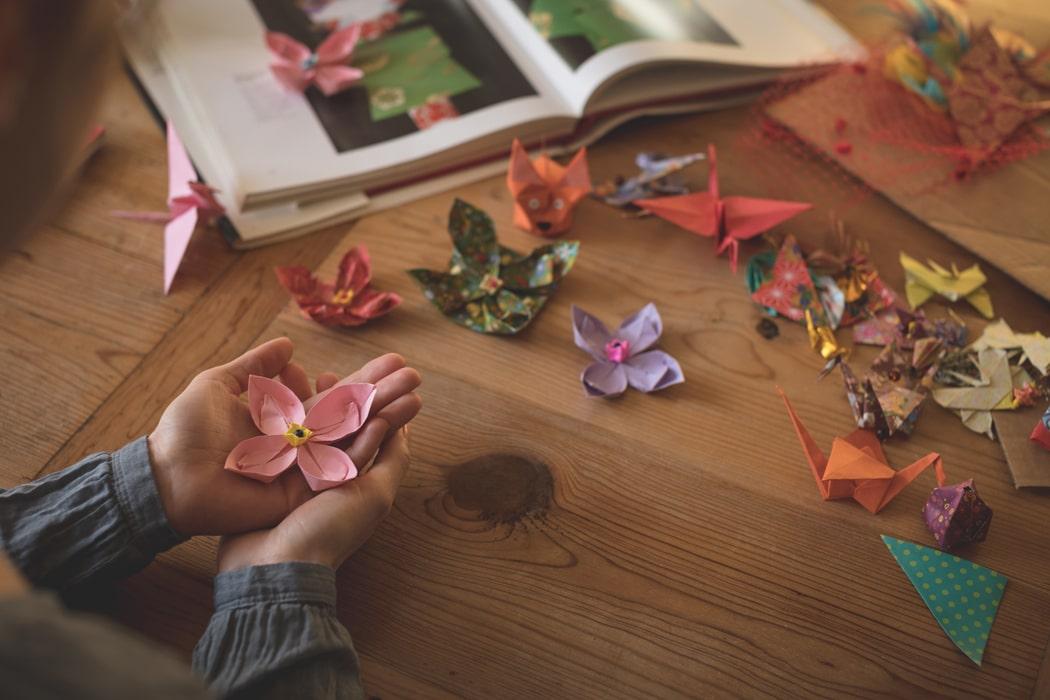 L'Art du papier dans la culture japonaise